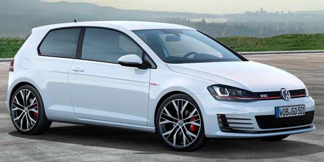Volkswagen Golf признан автомобилем года в США