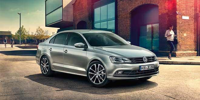 Обновлённая VW Jetta добралась до России