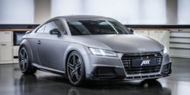 Audi Gunmetal TT — третья новинка от ABT Sportsline к Женеве