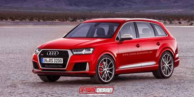 «Горячий» кроссовер Audi RS Q7 получил добро