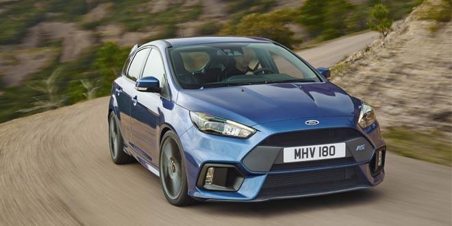 Ford Focus RS стал полноприводным