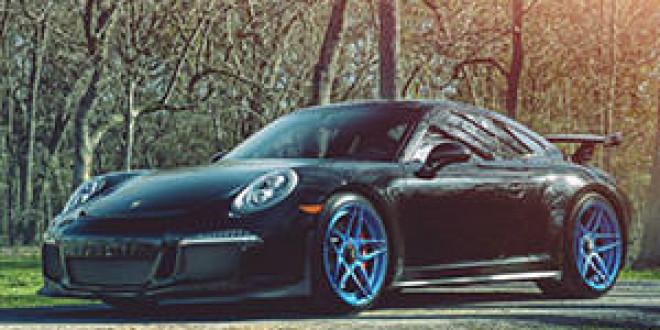 Porsche 911 GT3 с апгрейдом от EVS Motors