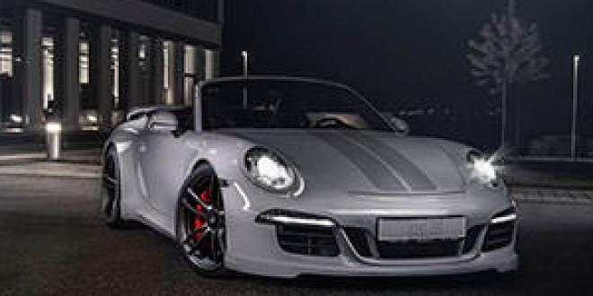 В Женеву едет Porsche 911 Carrera GTS с доработками от TechArt