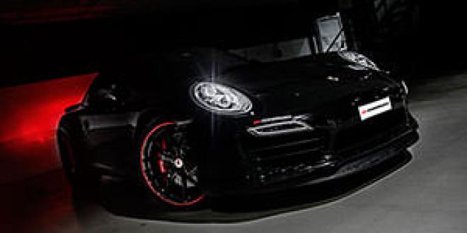 Porsche 911 Turbo доработали в PP-Performance
