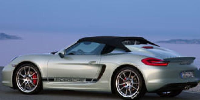 Porsche готовит новую модификацию Boxster