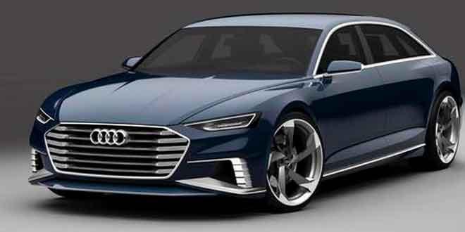 Audi показала несколько свежих рендеров Prologue Avant