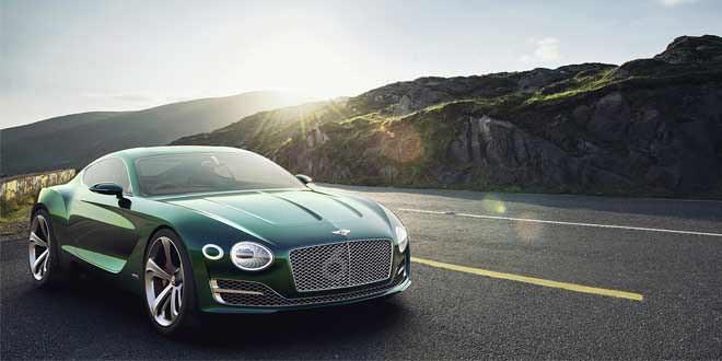 Bentley подготовила к Женеве новое спорткупе