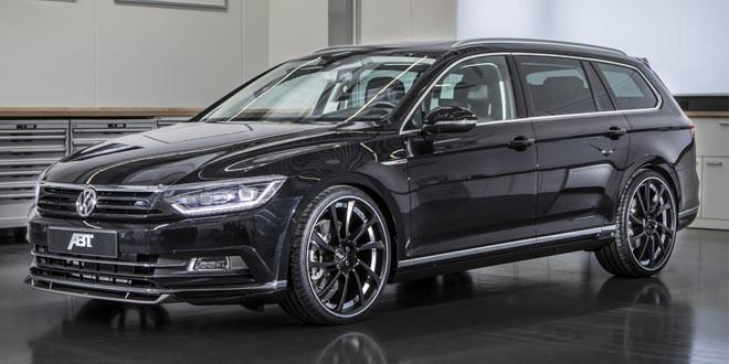 ABT Sportsline тюнинговал Volkswagen Passat
