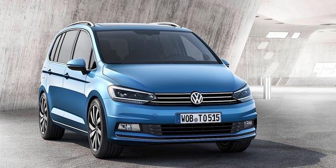Новый Volkswagen Touran рассекречен раньше времени