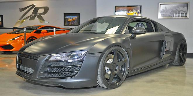 Audi R8 с прибавкой мощности от VF Engineering