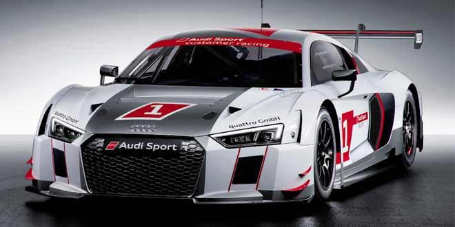 Audi R8 LMS — последнее слово в новом семействе R8