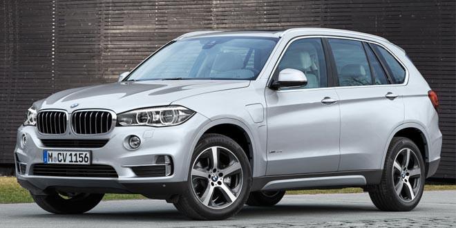Гибридный BMW X5 пошёл в серию