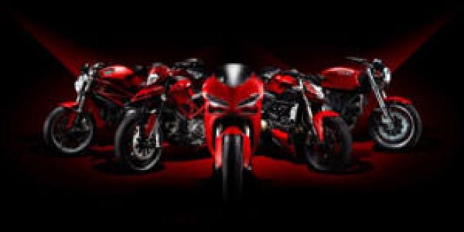 Компания Ducati повторно выходит на рынок Индии