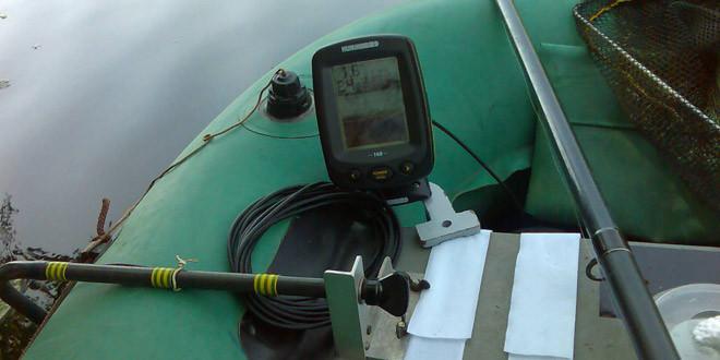 Эхолот для рыбалки. Принцип действия и особенности