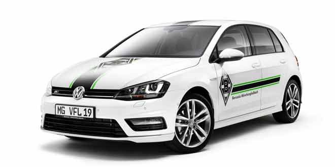 Представлена футбольная спецсерия Volkswagen Golf