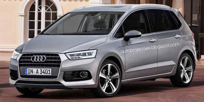 Audi A3 Spaceback как ответ BMW 2-Series Active Tourer