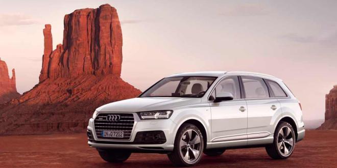 Audi начала приём заказов на новый Q7 в Европе