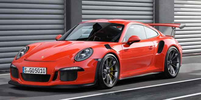 Самый быстрый Porsche 911 GT3 RS официально представлен