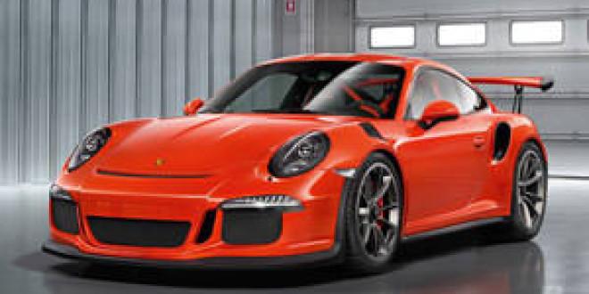 Porsche 991 GT3 RS в действии