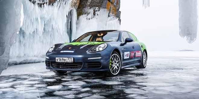 Гибриды Porsche бросили вызов Сибири