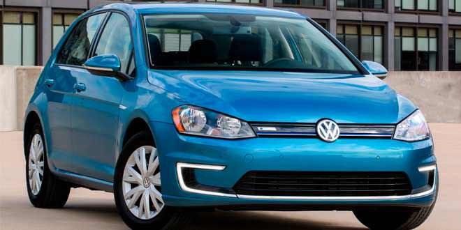 В США вышла бюджетная версия Volkswagen e-Golf