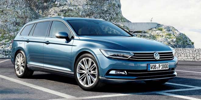 Новый VW Passat вошёл в Топ-10 бестселлеров в Европе
