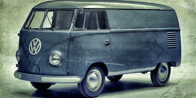 Первый VW Transporter празднует 65-летие