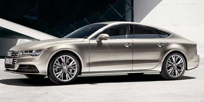 В Японии начинаются продажи Audi A7 Sportback с 2.0 TFSI
