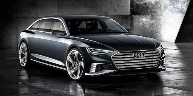 Audi покажет концепт prologue allroad в Шанхае