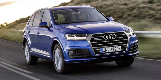 Известна стоимость Audi Q7 в России
