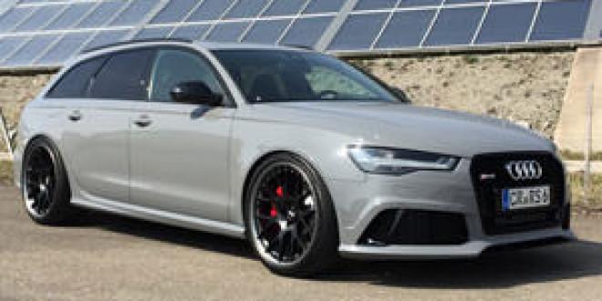 Универсал Audi RS6 в апгрейде от TW Car Design