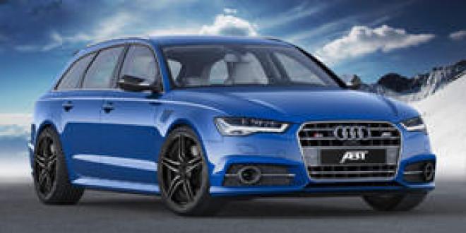 Audi S6 прокачали до 550 л.с. в ABT Sportsline