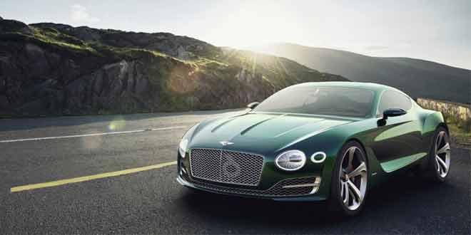 Bentley EXP 10 Speed 6 перейдёт в серию под другим дизайном