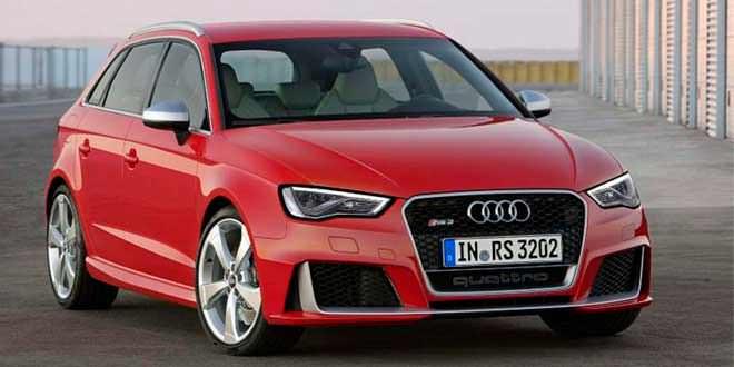 Открылся онлайн-конфигуратор для Audi RS3 Sportback