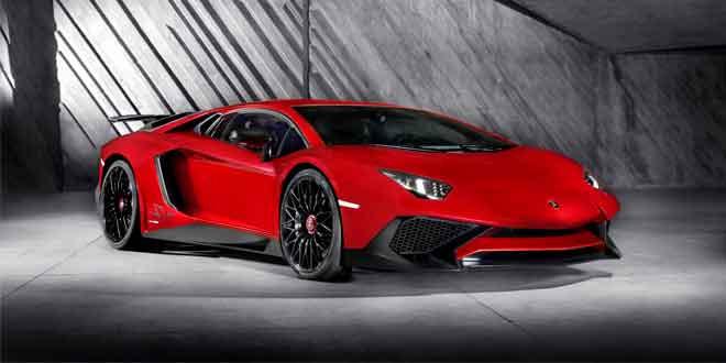 Lamborghini выпустит только 600 экземпляров Aventador SV