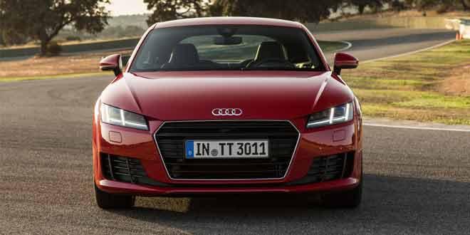 В гамме Audi TT появилась дешевая версия