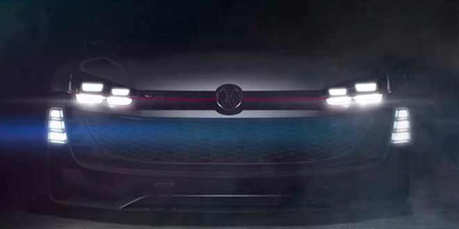 Volkswagen подготовил ещё один концепт для игры Gran Turismo