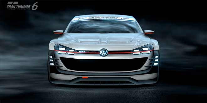 Представлен виртуальный концепт Volkswagen GTI Supersport Vision