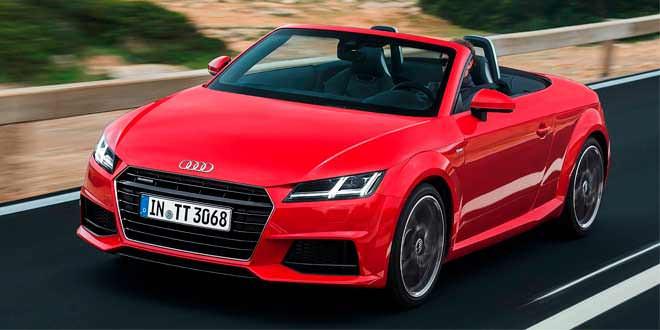 Новая Audi TT добралась до американского рынка