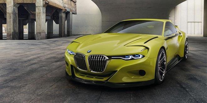 На конкурсе элегантности Вилла Д'Эсте показали концепт BMW 3.0 CSL Hommage