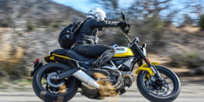 В апреле Ducati установила новый рекорд месячных продаж