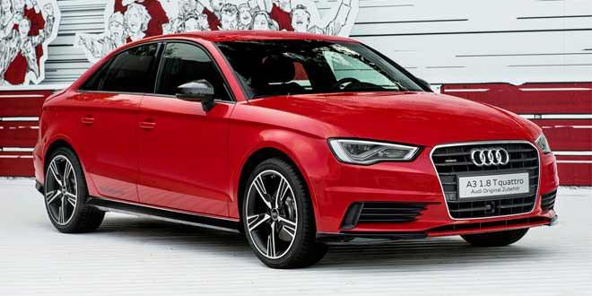 Audi показала пакеты персонализации для A1, A3 и Q3