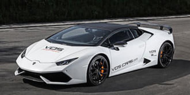 Ателье VOS GmbH заявило о себе с апгрейдом Lamborghini Huracan