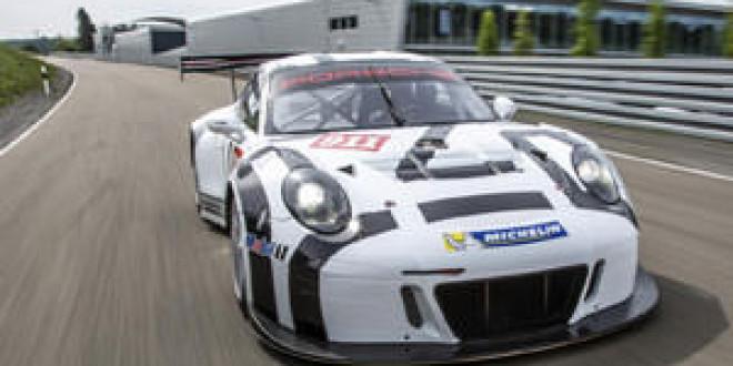 Представлена трековая версия Porsche 911 GT3 RS