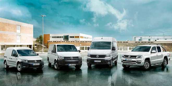 Volkswagen Commercial Vehicles отчитался о росте продаж