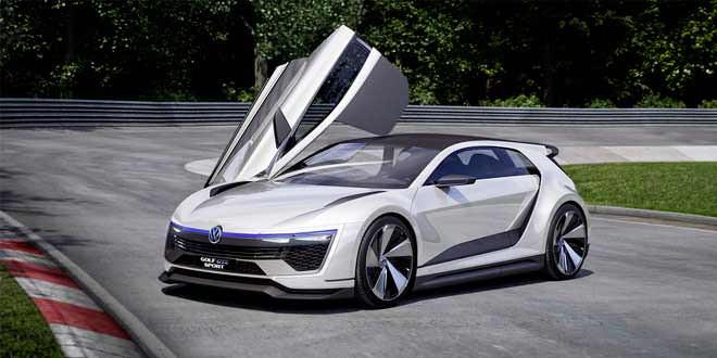VW Golf GTE Sport Concept — гвоздь фестиваля Wörthersee