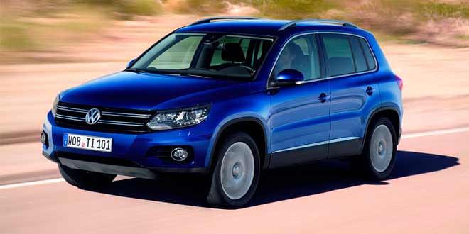 Обновилась моторная гамма Volkswagen Tiguan