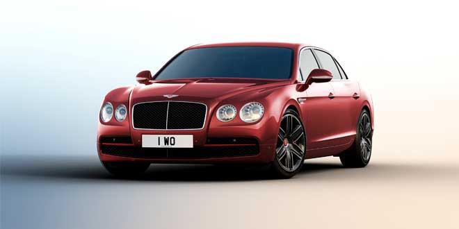 Седан Bentley Flying Spur получил новую спецверсию