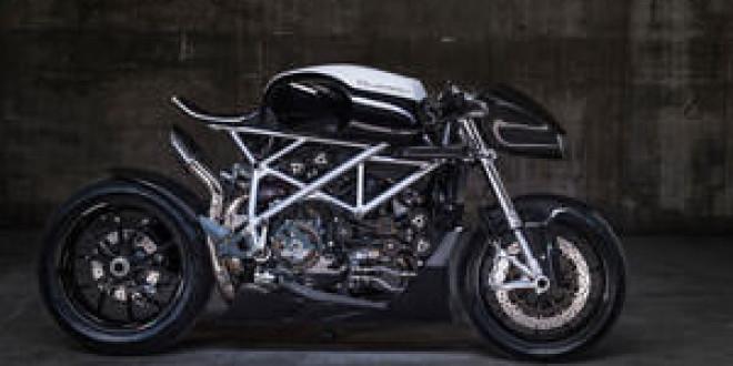 Кастом Ducati 848 от Apogee Motoworks