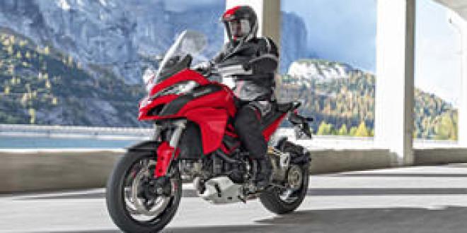 Мотоцикл Ducati Multistrada 1200S D|Air получил престижную награду